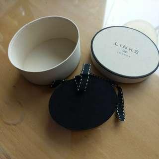 Links of London charm jewellery box