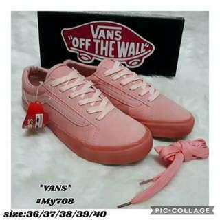 Vans shoes 36-40 (more colors available)