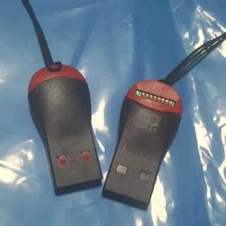 USB 2.0 MicroSD card reader