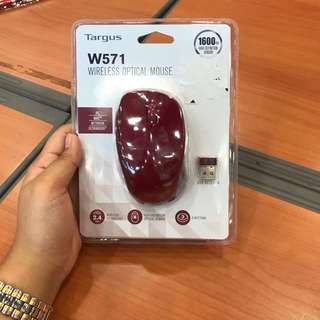 Wireless Mouse.