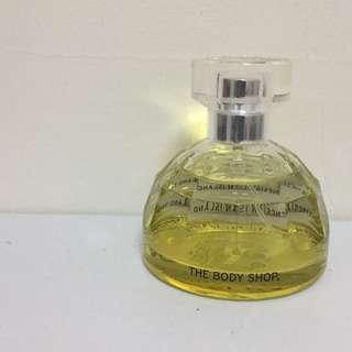 ◆The Body Shop◆《美體小舖》玻里尼西亞梔子花淡雅香水