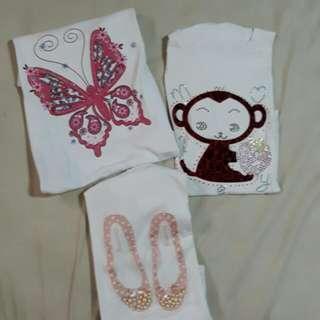 Cute White T shirts