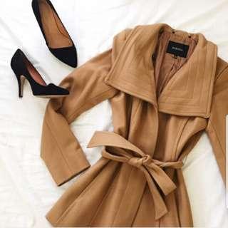 Babaton Wool Coat XS