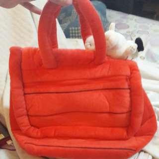 Peanuts red bag