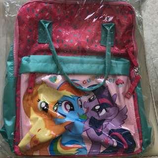 BNIP My Little Pony Haversack Bag