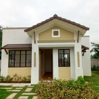 House & Lot Single Detached For Sale In Savannah Field Subd General Trias Cavite