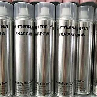 Butterfly Shadow Hairspray