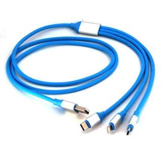 3 in 1 charging wire / cable