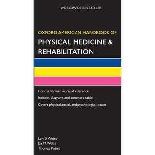 Ebook Oxford American Handbook of Physical Medicine and Rehabilitation