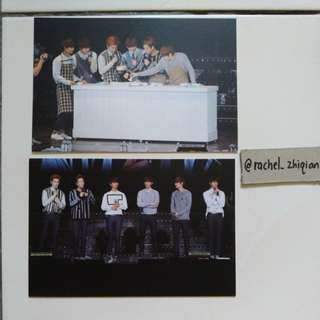 VIXX VIXXCHOOL OFFICIAL POSTCARD