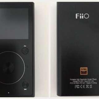 FiiO X1 II high-res music player