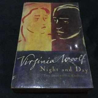 WOOLF - Night and Day