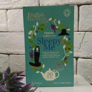 English Tea Shop Sleepy Me (Caffeine Free)
