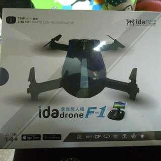 無人空拍機ida drone F-1意念無人機