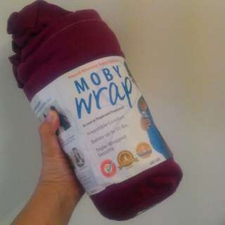 Baby Carrier Moby Wrap