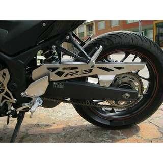 Yamaha R3 Chain Cover