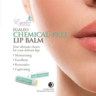 All natural lip balm (made in greece)