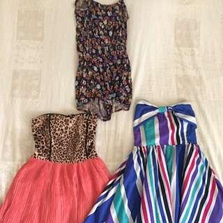 SALE dress bundle