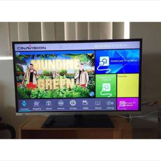 "42"" Full HD 3D LED LCD Soniq Smart TV"