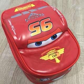 Tas Anak 3D Cars Lightning Mcqueen