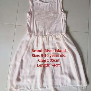 Girl Dress (Imported)