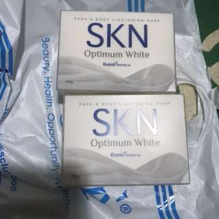 SKN soap