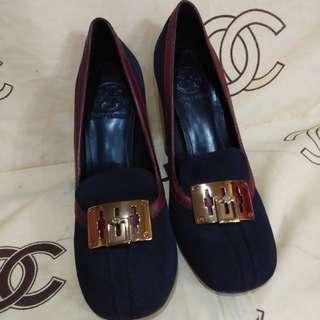 Tory Burch heeled - black