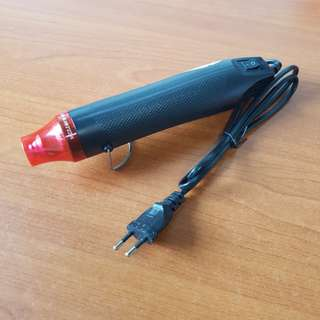 Hot air blower, heat gun