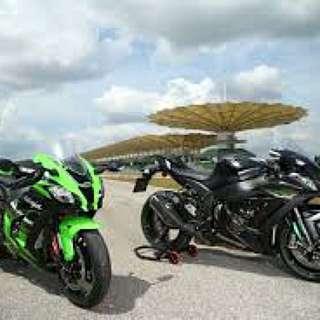 Kawasaki ZX10RR & ZX10R