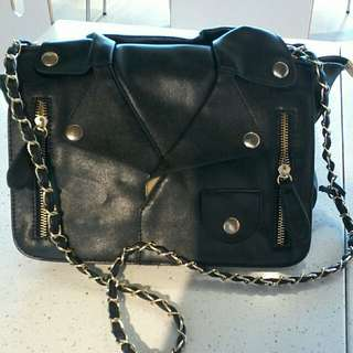 Tee Chained Women Fashion Bag