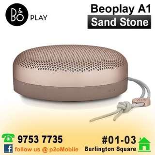 [Sand Stone] B&O Beoplay A1 Bluetooth Speaker