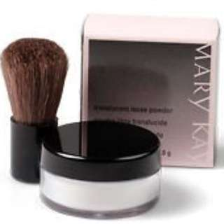 Mary Kay Translucent Loose Poweder
