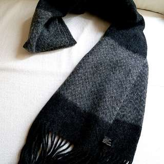 (95%New 超超長!非常柔軟)100%Cashmere Gucci Vintage Scarf