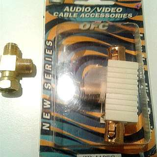 Audio and Video Cable Accessories