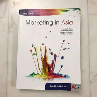 Marketing in Asia