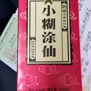 貴州小糊塗仙白酒38度(500ml)