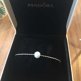 Pandora Essence 連一粒charm 可小議 全新有單有盒有抹銀布