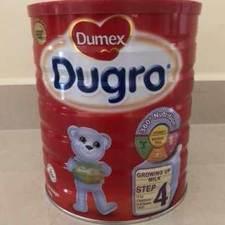 $25.00 DUMEX Dugro Step 4 (1.6kg)
