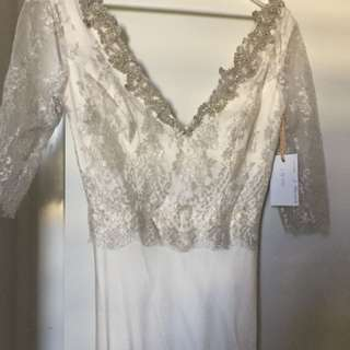 Wedding dress for sale - brand new with tags