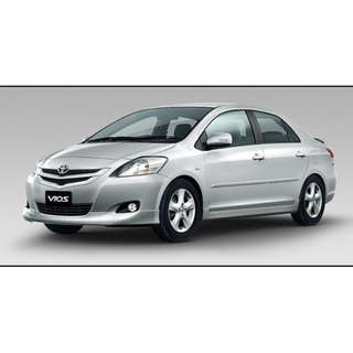 Vios for Rental