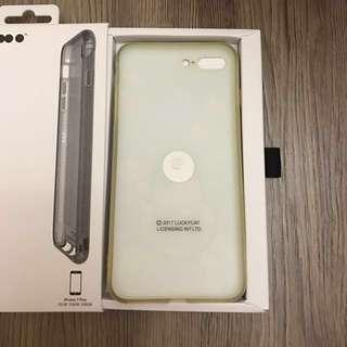 iPhone 7plus case (招財貓手機套)