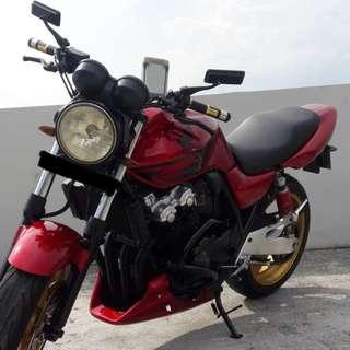 CB 400 SPEC 2