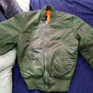 Alpha MA1 ma1 Jacket XS Size 加細碼 新淨