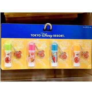Tokyo Disneysea Disneyland Disney Resorts Sea Land Disney Resort Cute Food Mickey Mouse Lip Cream Set
