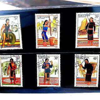 Vietnam Stamp Collection (Viet Tribal Edition 2)