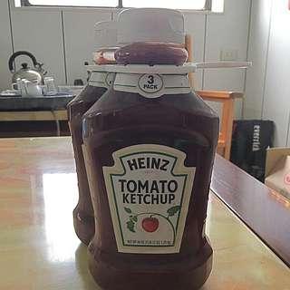 番茄醬Heinz tomato ketchup