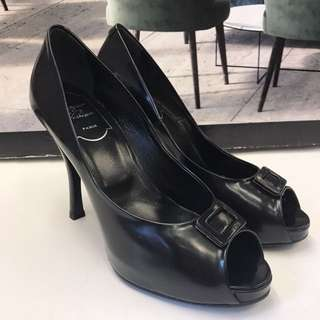 Roger Vivier Leather High Heel