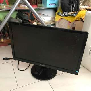 Philips 21 in monitor