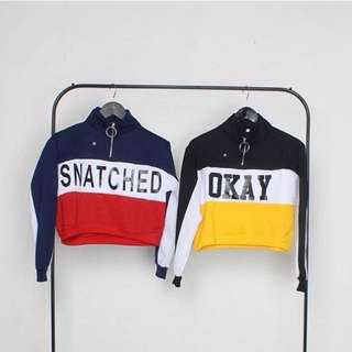 "Snatched Sweater H&M look a like ""bisa grosiran"""