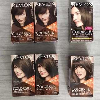 [BNIB] Revlon Color Silk Hair Dye